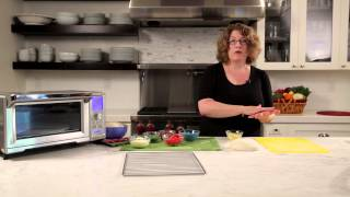 Chef's Convection Toaster Oven Demo Video Icon