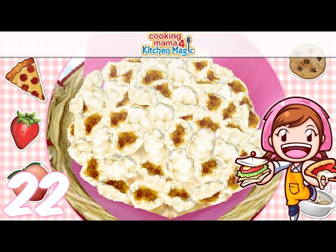 [Let's Play] Cooking Mama 4 Kitchen Magic - EP22: Popcorn (ノ^ヮ^)ノ*:・゚✧