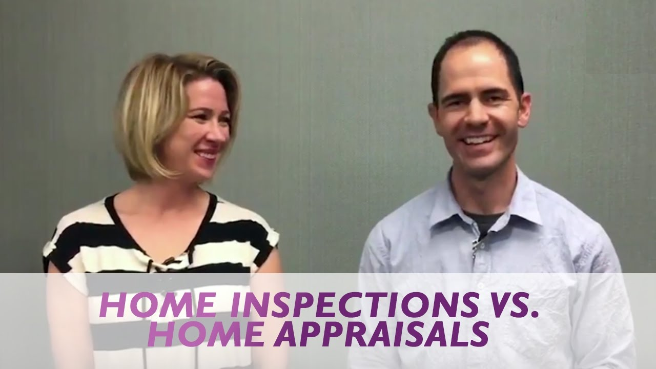 Whats the Difference Between an Appraisal and an Inspection?