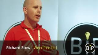 Richard Stow, Weedfree Ltd