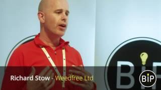 Richard Stow, Weedfree Ltd