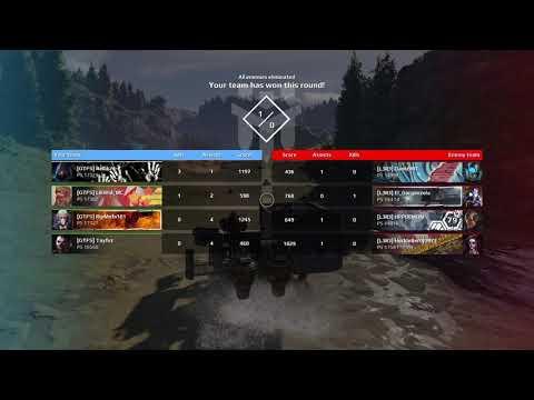 Crossout Clan Wars - GTFS vs L3R3