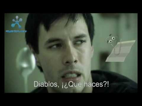 Vídeo 3:56 The Matrix Runs on Windows-Subtitulada al español