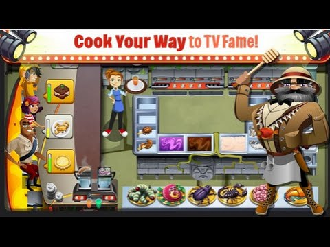 COOKING DASH 2016 Android İos Free Game GAMEPLAY VİDEO