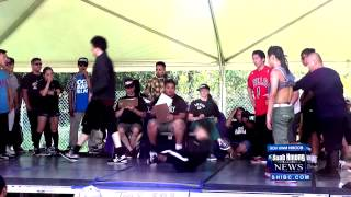 Suab Hmong News:  2014 HFC/J4 Women Football and Break Dance Championship