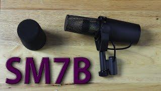 Download Lagu Shure SM7B Microphone Review & A/B Test vs SM58 Mp3