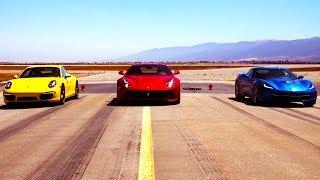 Head2Head—Drag Races by Motor Trend