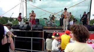 Video Captain Slice - Vrbovské vetry 2009