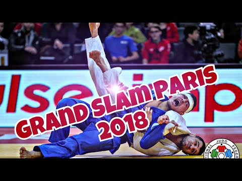 Grand Slam Paris 2018
