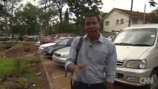#INSIDE-AFRICA, THE KENYA EDITION::[CNN's ERROL BARNETT At The Westagate Mall]