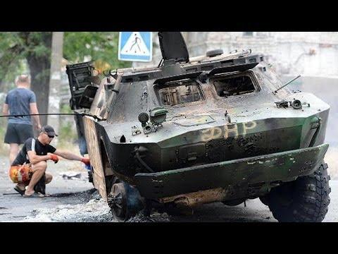 Chars russes en Ukraine : Washington accuse