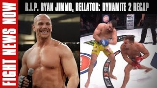 R.I.P. Ryan Jimmo, Bellator: Dynamite 2 Recap: Rampage, Chandler & Kato with Wins on Fight News Now by Fight Network
