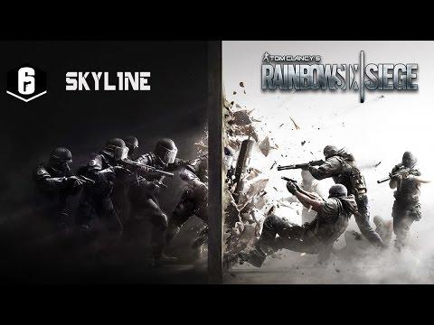 Лучший командный и тактический шутер или пародия на CS GO? Обзор на Rainbow Six Siege.