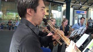 CityProms 2015 trapt af op Centraal Station Leeuwarden