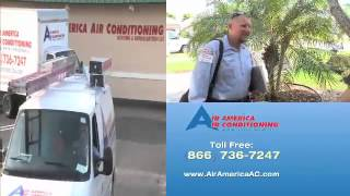 Video AC Repair for South Florida - Air America Air Conditioning MP3, 3GP, MP4, WEBM, AVI, FLV Juni 2018