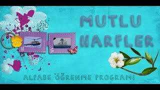 Mutlu Harfler YouTube video