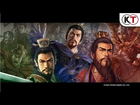 Romance of the Three Kingdoms XIV #1