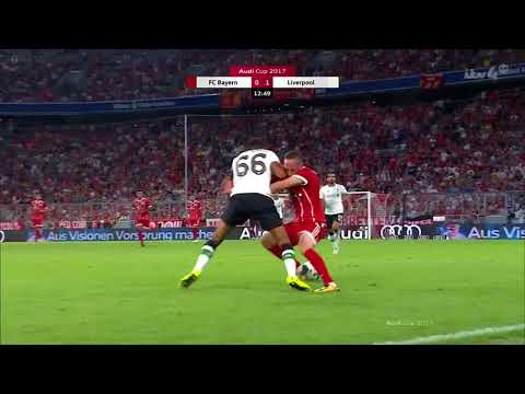 Bayern Munich Vs Liverpool  (Audi Cup) (01.08.2017)