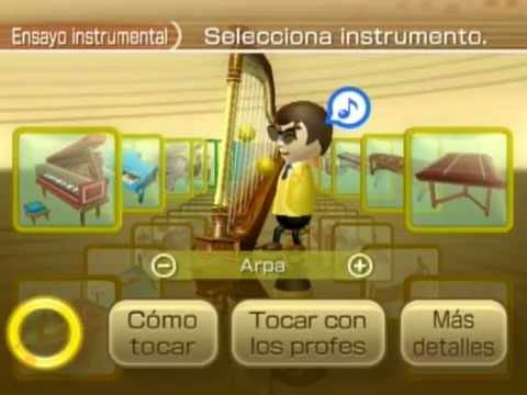 Wii Music – All Instruments