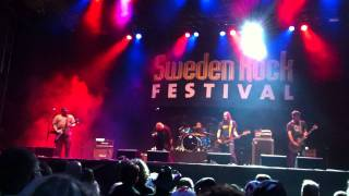 Five Horse Johnson - SwedenRock Festival