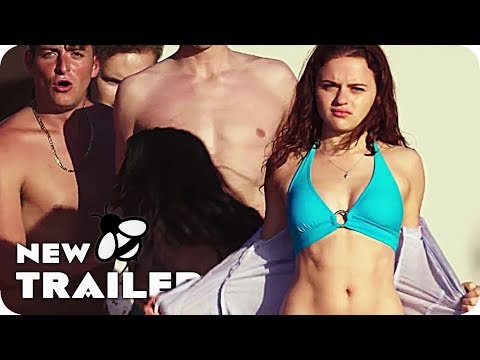 The Kissing Booth Trailer (2018) Netflix Movie