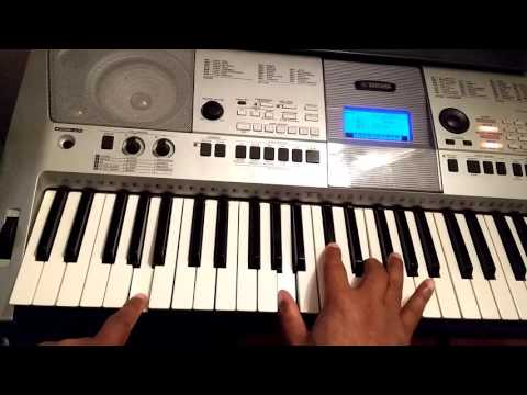 How To Play What Can I Do By Tye Tribbett On Piano