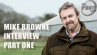 Mike Browne Interview 1