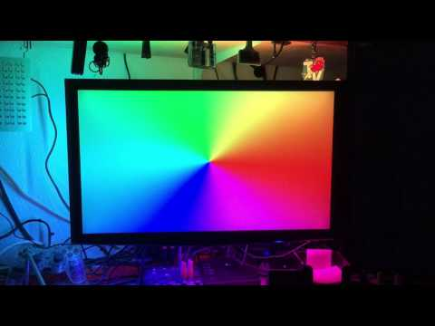 DisplayBacklight - macOS Arduino Ambilight