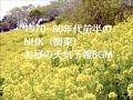 1970年代の正午前のNHK天気予報(音声のみ)