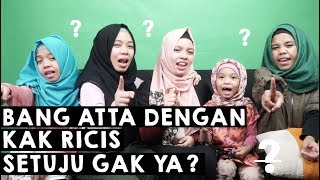 Video Bang Atta Halilintar dan Kak Ria Ricis Setuju Gak Ya? - Reaction Video  - Gen Halilintar MP3, 3GP, MP4, WEBM, AVI, FLV Maret 2019