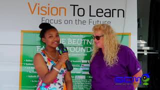 Nobullying2020 Series, Global Content Media with Nay Nay Kirby and Vision to Learn give away free glasses to all the children in the city of Inglewood Ca.