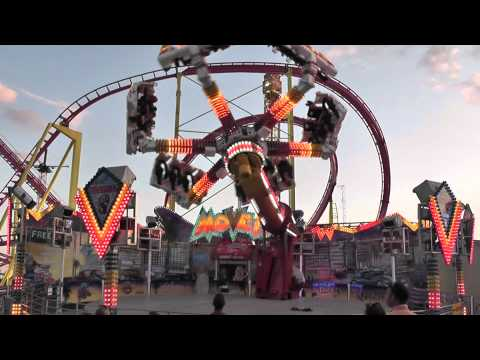 Move It 24 [KMG] Luna Park Frejus 2011 (видео)