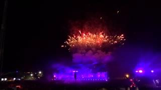 Milton Keynes United Kingdom  city photo : Tiesto EDC UK 2015 - Final 9 mins in HD @ Milton Keynes Bowl - Awesome!