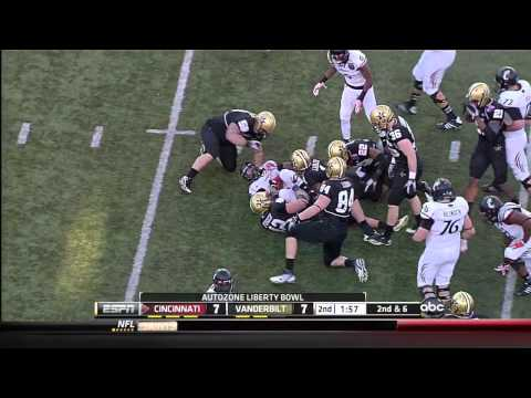Isaiah Pead vs Vanderbilt 2011 video.