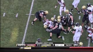 Isaiah Pead vs Vanderbilt (2011)