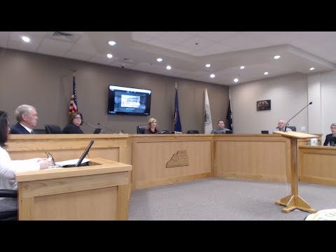 Video: Scott County BOS April Meeting