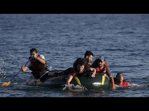 Ελλάδα: Διογκώνεται το κύμα των μεταναστών στα νησιά του ανατολικού Αιγαίου
