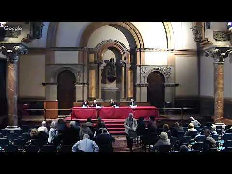 Xavier Melloni i Josep-Ignasi Saranyana van presentar 'La tradició cristiana', de Raimon Panikkar