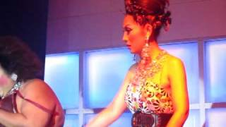 A Very Funny Drag Comedy Duo At The DJ Station In Bangkok Thailand