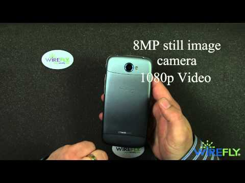 HTC One S Smartphone for T-Mobile Unboxing Review from Wirefly