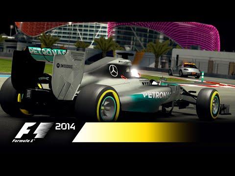 Jeg leker med superkjappe Formel 1 biler!
