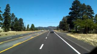 Flagstaff (AZ) United States  city photos gallery : Flagstaff, Arizona as we roll North on US Highway 89 towards Page