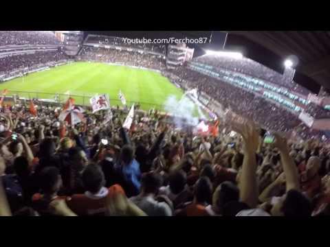 Independiente 2-0 Racing | los goles desde la tribuna... - La Barra del Rojo - Independiente - Argentina - América del Sur