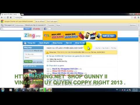 hack cuong hoa gunny - Hack Xu - Hack gunny - WOW gunny - Hack toa do gunny - Hack cường hóa gunny thành công 100% TẠI ( http://xuzing.net ) . Chúc các bạn thành công .