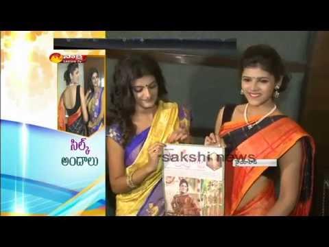 Silk India Expo Curtain Raiser at Shilpakala Vedika, Madhapur