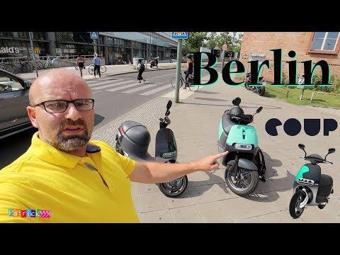 COUP Berlin | Gogoro Series 2 | Teil 1 | Südkreuz zum Ku'damm