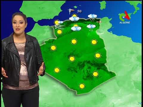 La météo de 15-12-2018 Canal Algérie