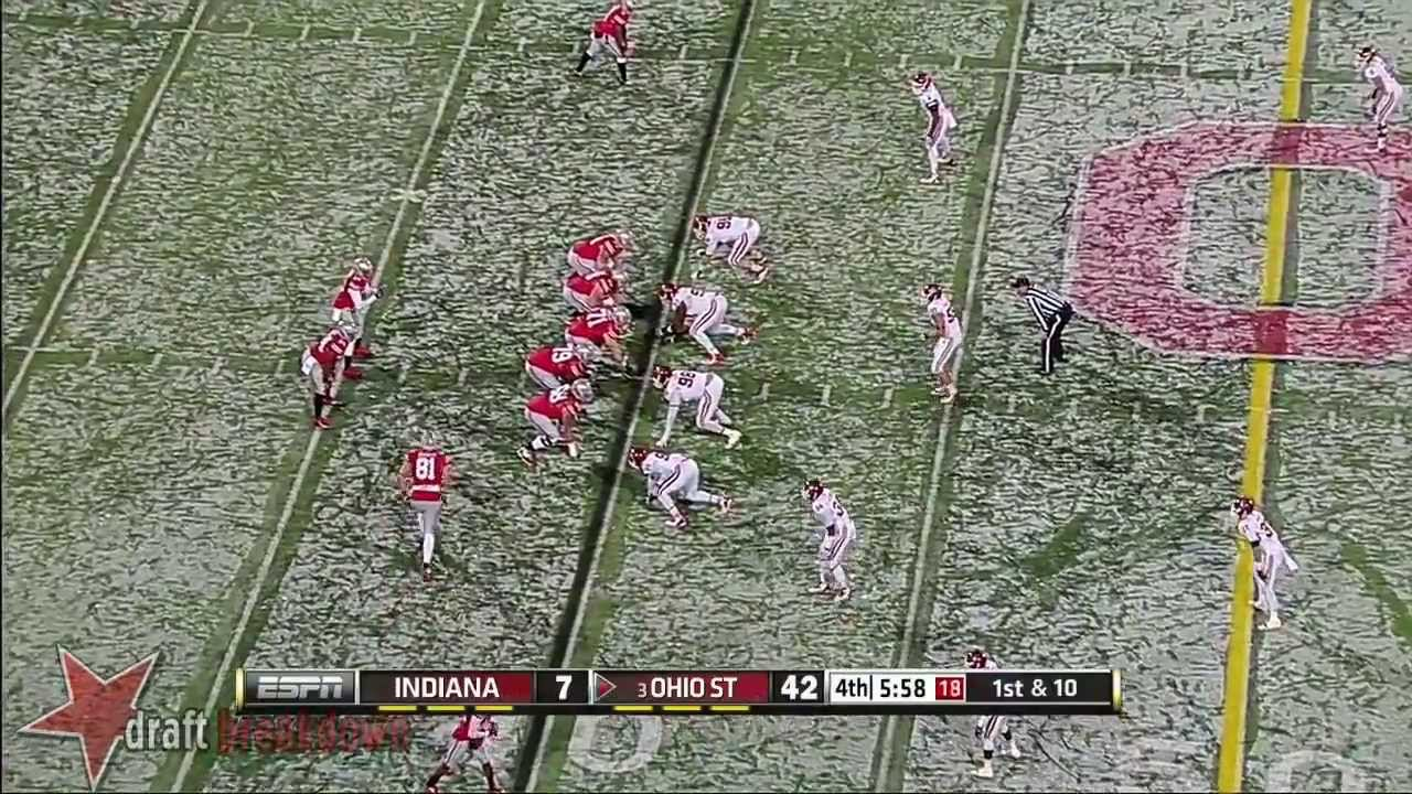 Carlos Hyde vs Indiana (2013)