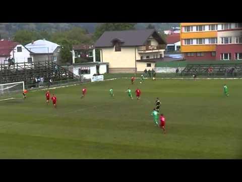 MFK Vranov - TJ ŠK Kremnička 3:0 (2:0) - 1. polčas
