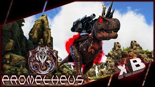 Most Advanced Rex EVER?! :: Modded ARK: Prometheus :: E14